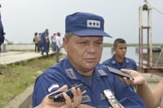 Capitan de Navillo, Gerardo Fornos, Jefe Distrito Naval Pacifico