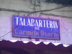 Rotulo Talabarteria