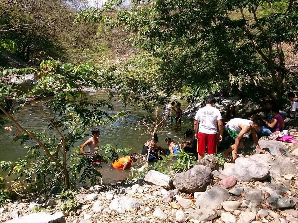 El Salto del Rey en el municipio de San Pedro de Potrero Grande, es uno de los maravillosos atractivos turísticos que promueve la página de Guardabarranco, Departamento/CORTESIA