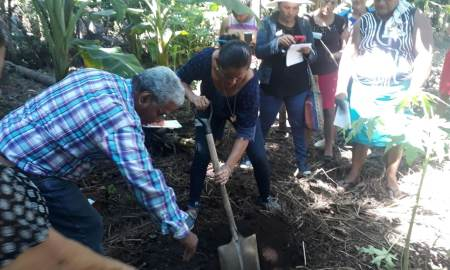 mujeres agricultura