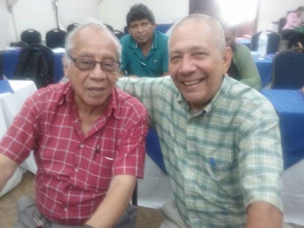 Ricardo Delgado y Pepe Fajardo