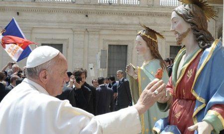 papa francisco corazon de jesus