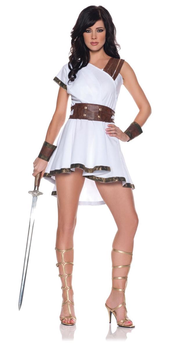 Costume De LOlympia Deguisement Romaine Dguisement Femme