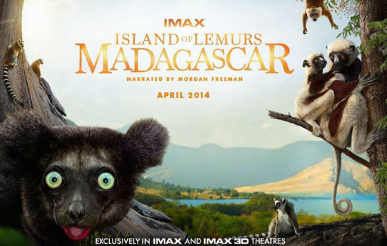 watch Island of Lemurs: Madagascar online