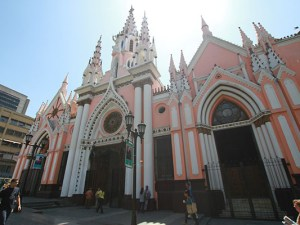Iglesia Santa Capilla
