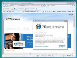 Internet Explorer presenta fallas