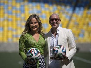 lanzamiento de canción oficial para Brasil 2014