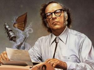 Isaac Asimov imaginando el futuro