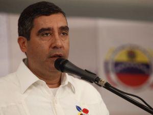 Ministro Rodríguez Torres rueda de prensa