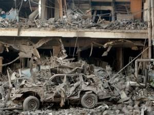 Carros Bombas en Nigeria