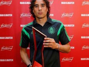 mejor jugador del partido Holanda México