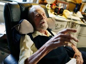 Hombre más viejo del mundo