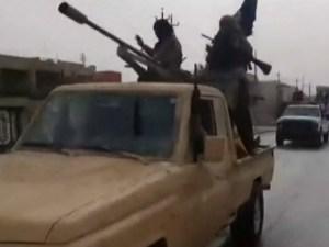 Irak: aliados del ejército listos para el combate