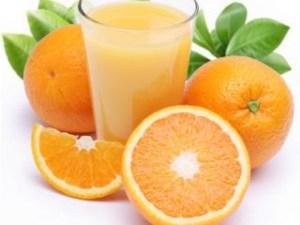El jugo de naranja puede dañar la salud