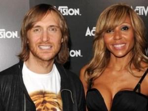 Djs: David Guetta y su ex esposa