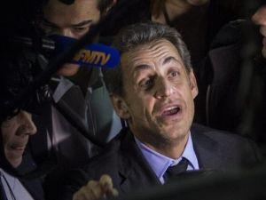 Francia: Ex presidente Nicolás Sarkozy
