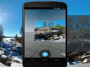 Google aplicación fotos 360 grados