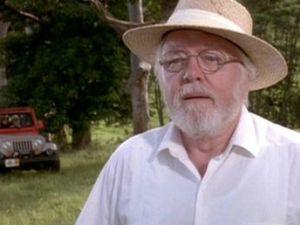 Actor Británico Richard Attenborough