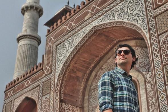Alan Estrada - Bloguero de viajes
