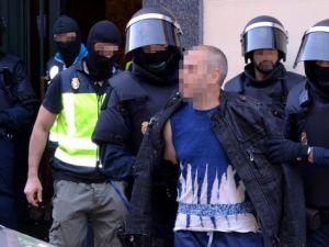 Sospechosos yihadistas detenidos España