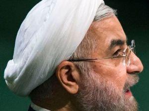 Presidente de Irán Hasán Rouhaní