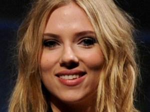 Scarlett Johansson una de las celebridades hackeadas