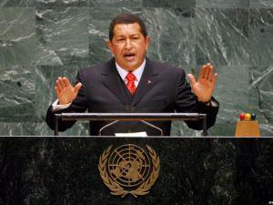 Hugo Chávez - Huele a azufre