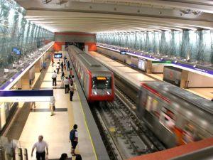 metro Chile