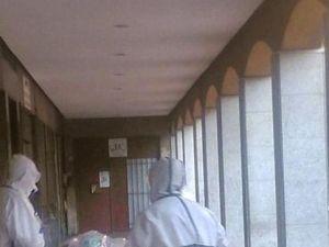 Enfermeros Madrid atienden ébolas