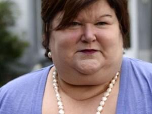 Maggie de Block Ministra de Salud Bélgica
