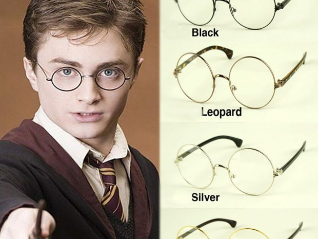 lentes de harry potter