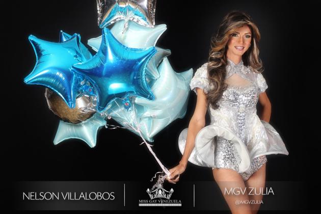 Miss gay Venezuela 1