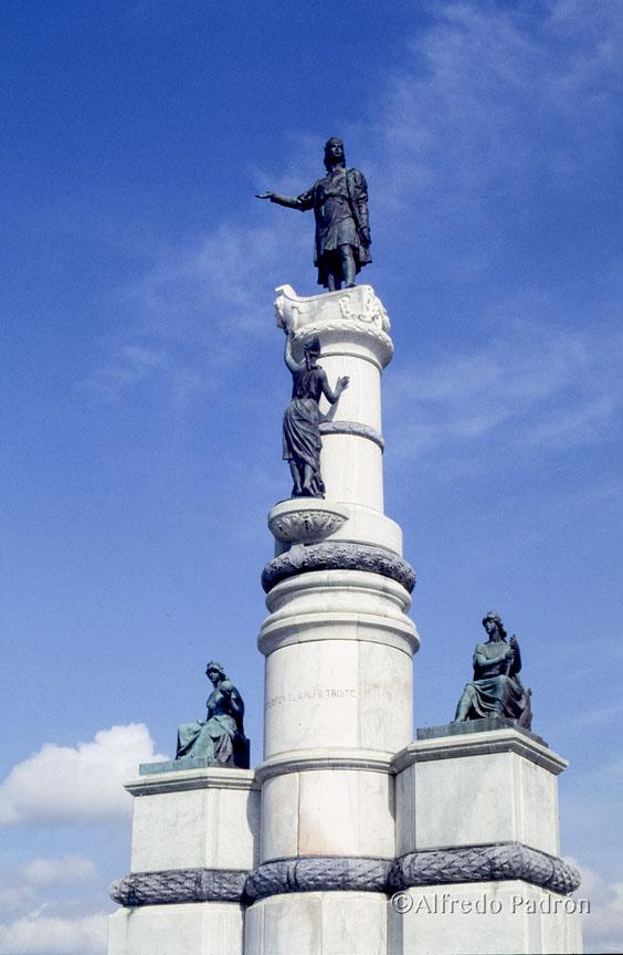 Antes- Cristóbal Colón