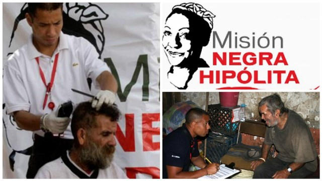 Misión Negra Hipólita