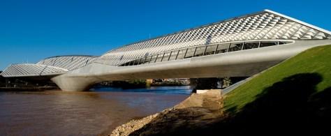 El puente Pavilion (España)