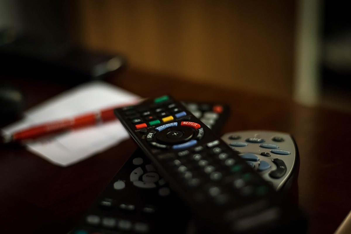 controles de tv