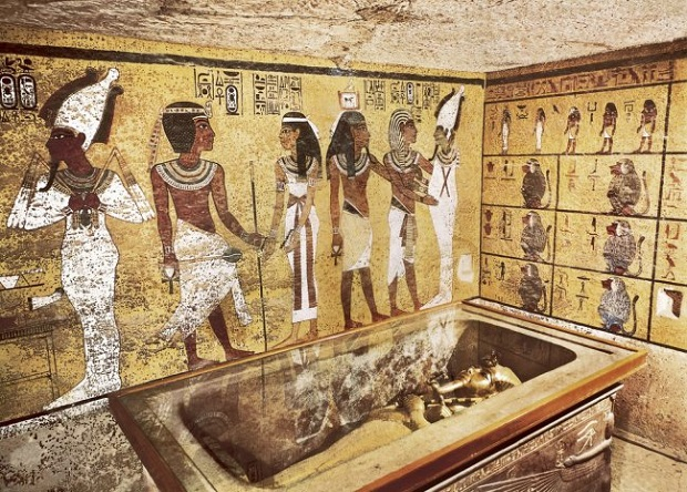 Muerte-Tutankamón