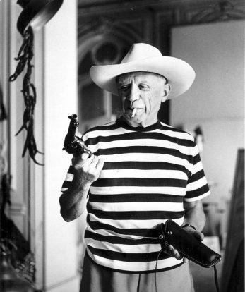 Picasso Revólver