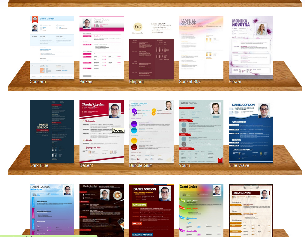 Cinco herramientas digitales para crear un CV de impacto