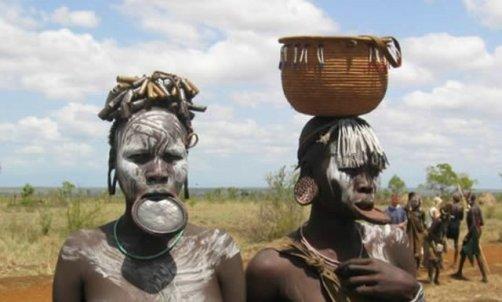 africa mujer plato 4