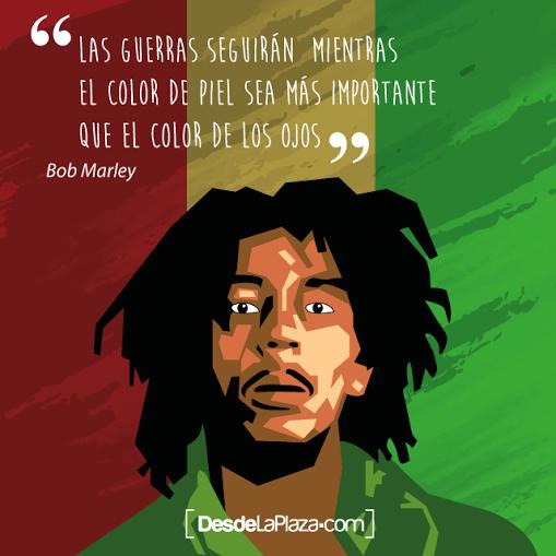 Bob Marley Las 20 Mejores Frases Del Legado Del Cantante
