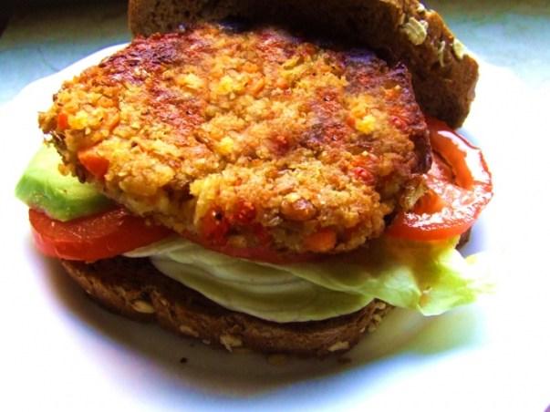 hamburguesa-lentejas