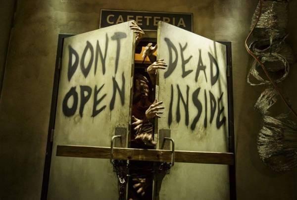 Parque temático de The Walking Dead