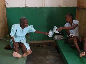 Cólera a Haití