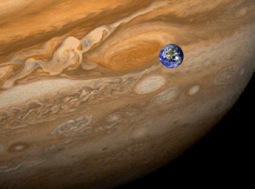 Jupiter grande