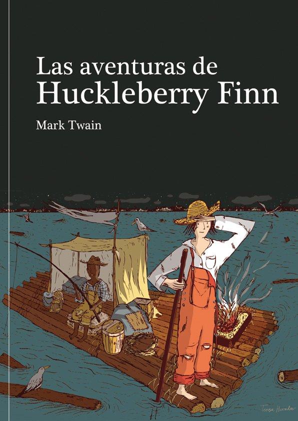 Las-aventuras-de-Huckleberry-Finn-de-Mark-Twain