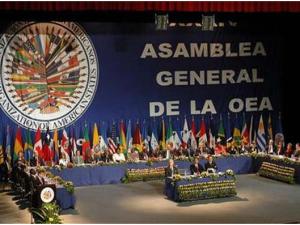 Retiro de la OEA