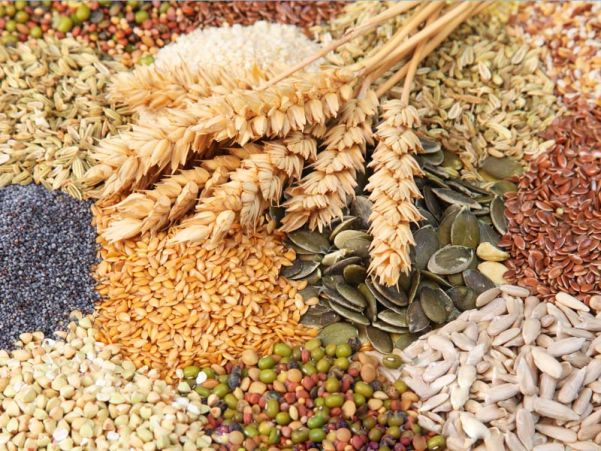 Cereales integrales para aumentar tus senos
