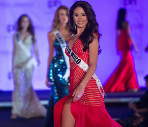 Miss Universo Puerto Rico, Danna Hernández