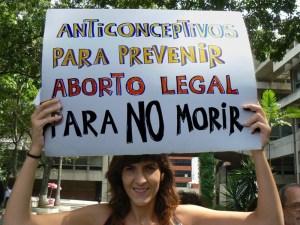despenalización del aborto en Venezuela
